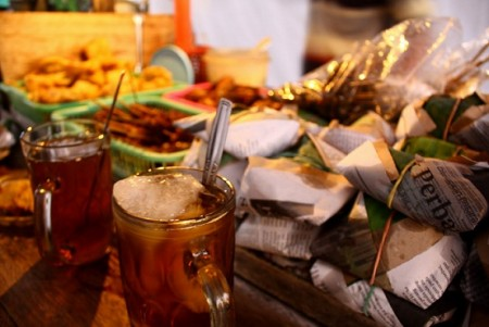 Angkringan Wisata Kuliner Yogyakarta