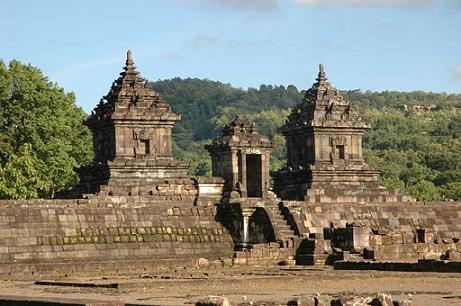 Candi Barong Kompleks Candi Prambanan