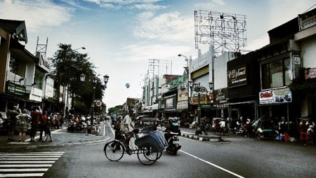 tempat wisata di Yogyakarta yang wajib dikunjungi malioboro