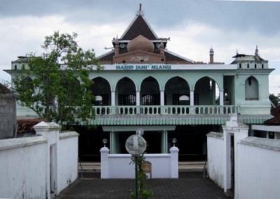 Desa Religi Yogyakarta, Desa Mlangi