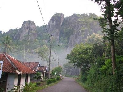Gunung Nglanggeran, Terlelap Sebagai Merapi Purba