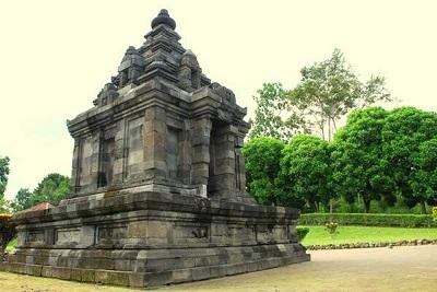 Keindahan Candi Gebang Di Kerajaan Mataram Kuno