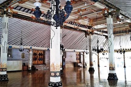 Masjid Agung Gedhe Kauman, Menjadi Saksi Sejarah Kerajaan