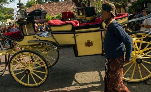 Museum Kereta Keraton Yogyakarta, Menapak Tilas Masa