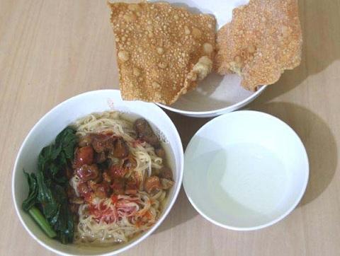 Bakmi Tomang, Nikmati Wisata Kuliner Jogja