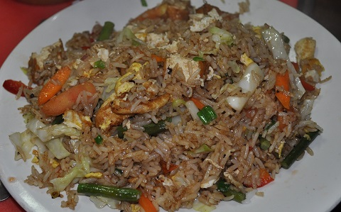 Nasi Goreng Babat Mandiri, Kuliner Malam Jogja Yang Istimewa