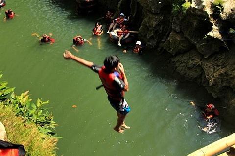 Rafting Sungai Oyo, Sensasi Wisata Alam Yogyakarta
