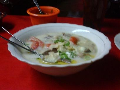 Sop Kaki Kambing Bang Udin, Special Pecinta Sop