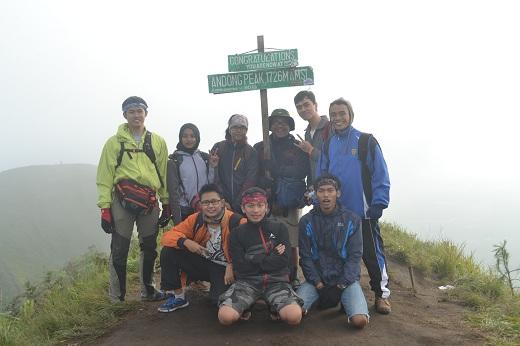 Gunung Andong, Melihat Dari Ketinggian Wisata Alam Magelang Keren