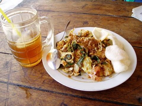 Wisata Kuliner Jogja, Lotek Teteg Lempuyangan