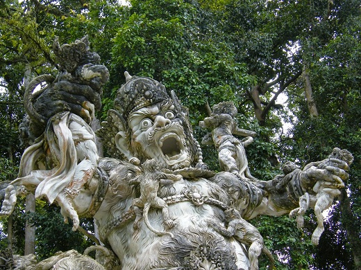 Sangeh Bali, Pesona Hutan Kera di Kaki Gunung Agung