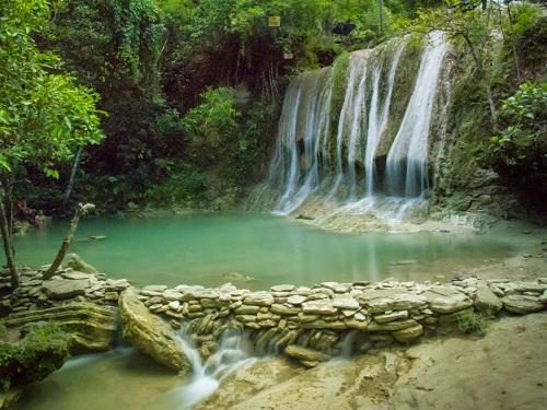 Grojogan Pulosari Wisata Air terjun Perawan Di Pedalaman Bantul Wajib Dikunjungi