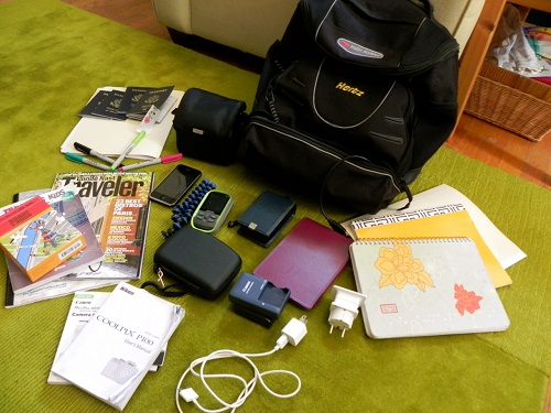 Ini dia, Senjata Penting Yang Wajib Dibawa Travel Blogger