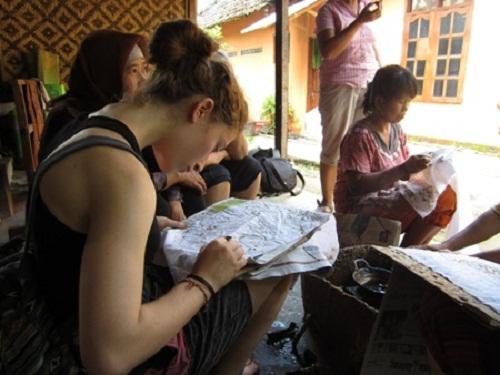Ini dia Batik Giriloyo, Tulis Asli Keraton Yogyakarta Yang Lestari