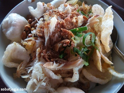 Sarapan Pagi Bubur Ayam Jakarta di Jogja Daerah Jalan Kaliurang