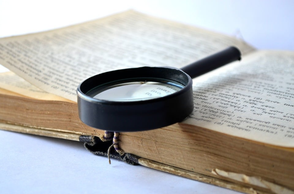 Tahu arah pembahasan dari buku yang kita baca