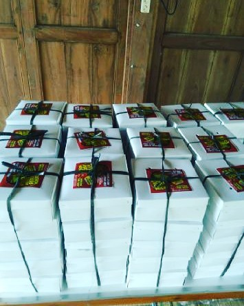 Nasi Box Ingkung Ayam Jawa