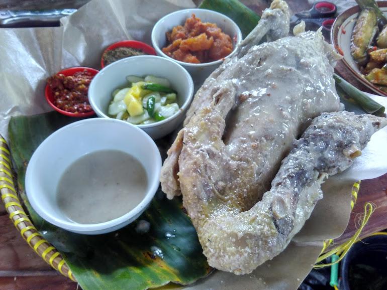 Ingkung Ayam Jawa